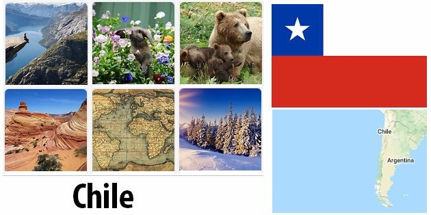 Geography and climate of Chile