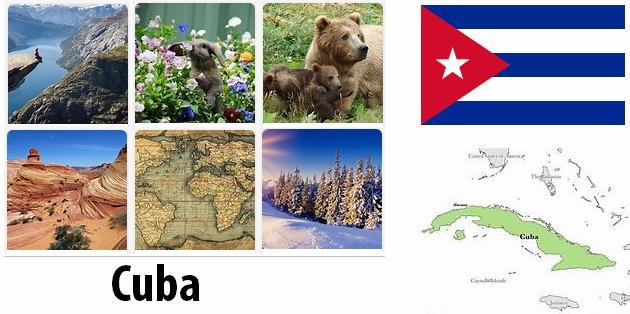 Geography and climate of Cuba
