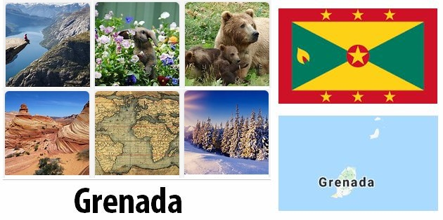 Geography and climate of Grenada