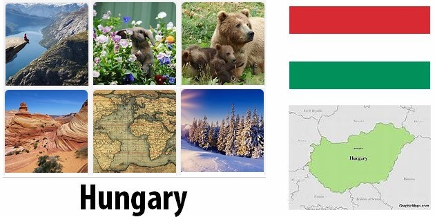 Geography and climate of Hungary