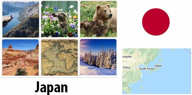 Geography and climate of Japan