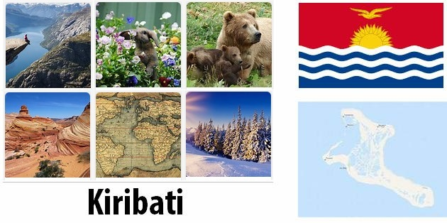 Geography and climate of Kiribati
