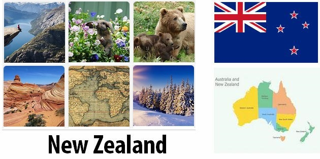Geography and climate of New Zealand