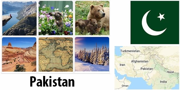 Geography and climate of Pakistan