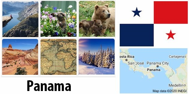 Geography and climate of Panama