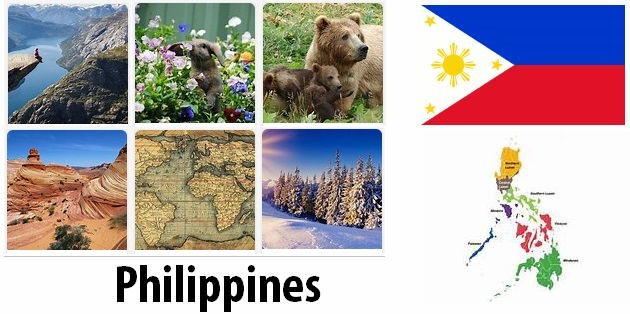 Geography and climate of Philippines