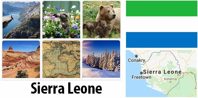 Geography and climate of Sierra Leone