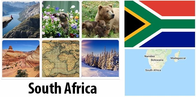Geography and climate of South Africa