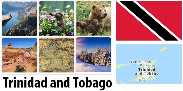 Geography and climate of Trinidad and Tobago