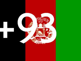 Afghanistan Area Code