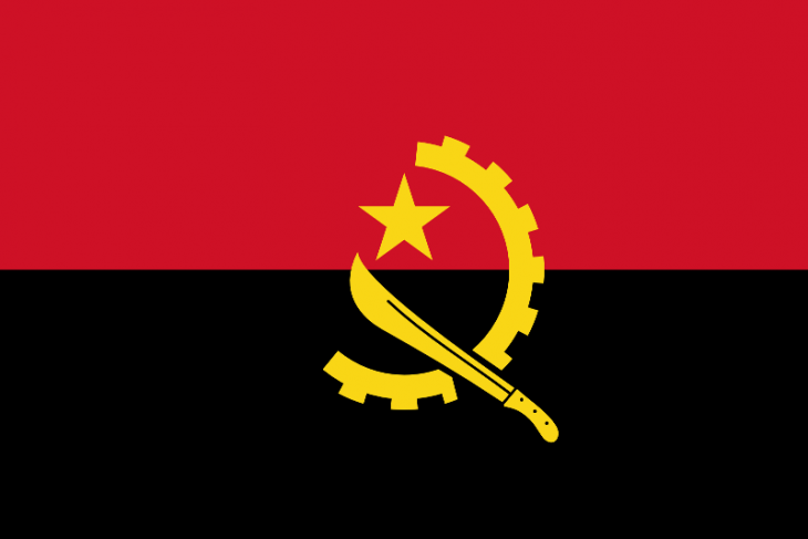 Angola Area Code