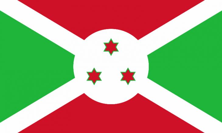 Burundi Area Code