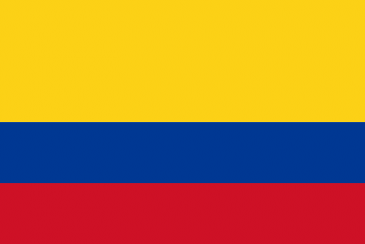 Colombia Area Code