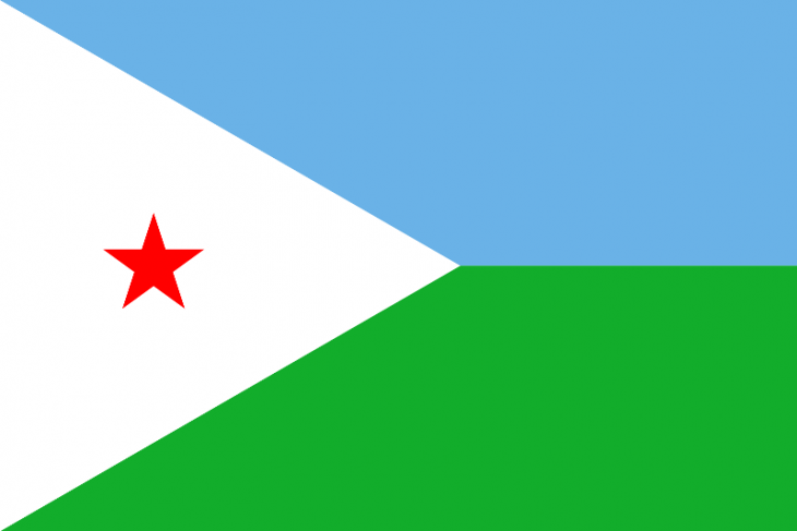 Djibouti Area Code