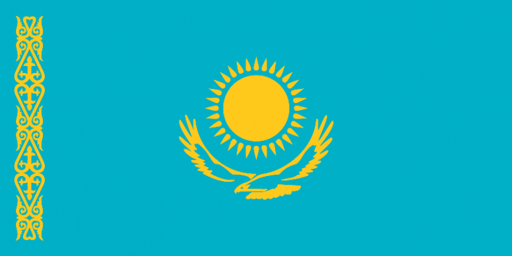 Kazakhstan Area Code