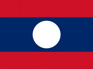 Laos Area Code