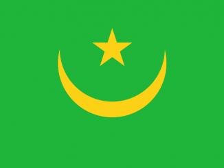 Mauritania Area Code
