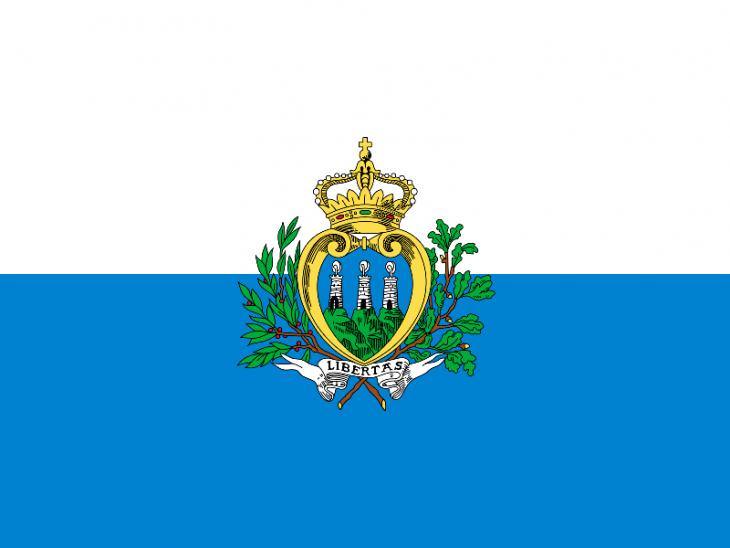 San Marino Area Code
