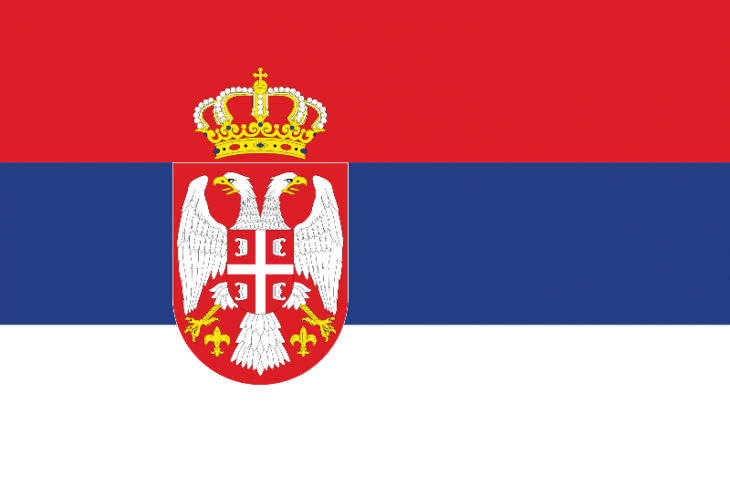 Serbia Area Code