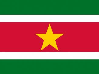 Suriname Area Code
