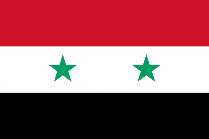 Syria Area Code