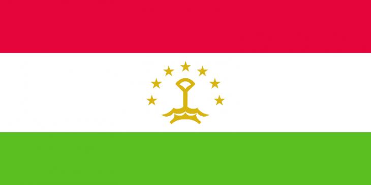 Tajikistan Area Code