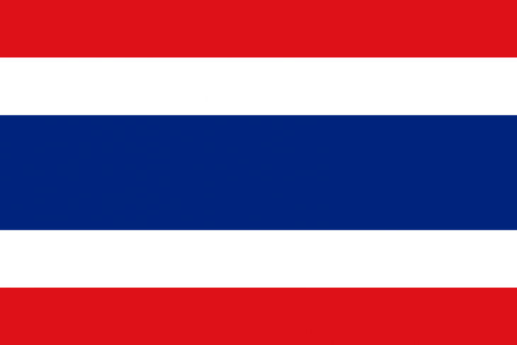 Thailand Area Code