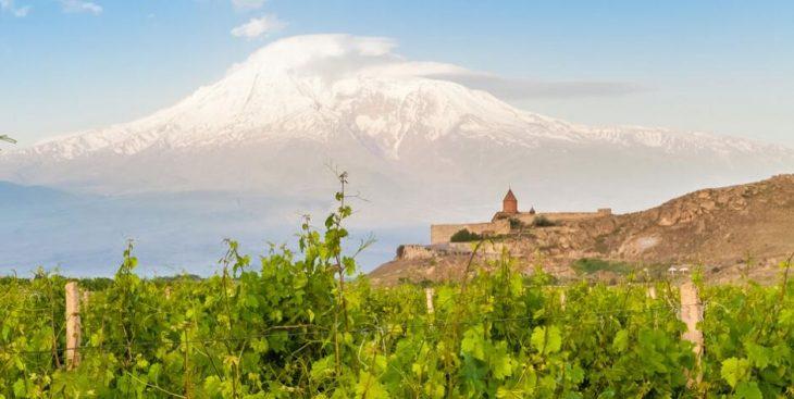 Before the trip to Armenia