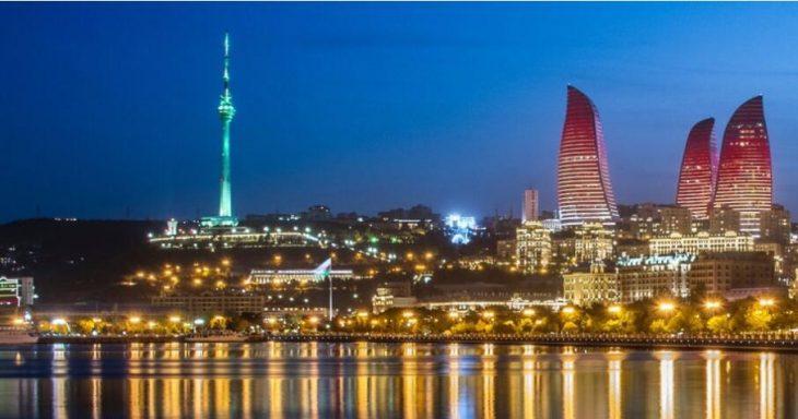 Before the trip to Azerbaijan 2