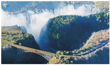 From Cape Town to Victoria Falls 3