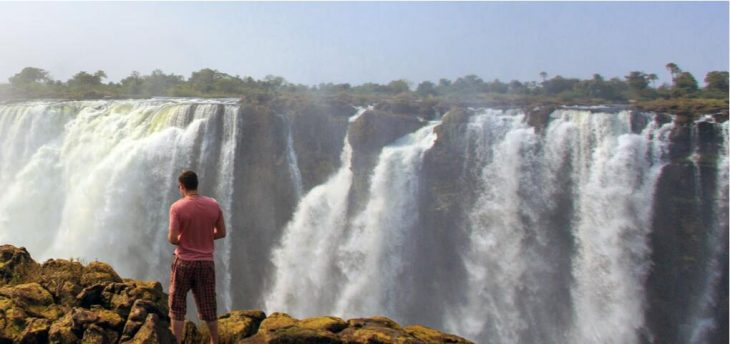 From Cape Town to Victoria Falls