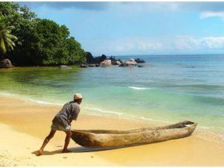 The scenic Madagascar