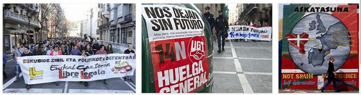 The Conflict in the Basque Country Part 2