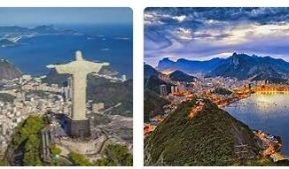 Cities and Places in Brazil