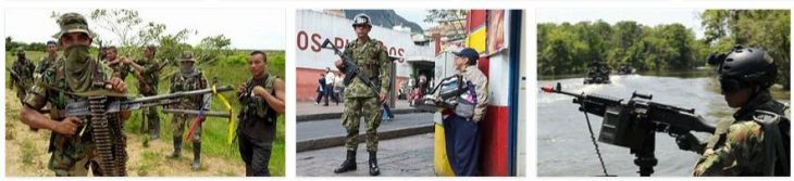 The Conflict in Colombia Part 3