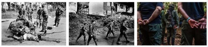 The Conflict in Colombia Part 5