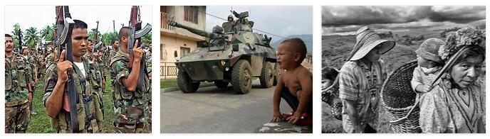 The Conflict in Colombia Part 6